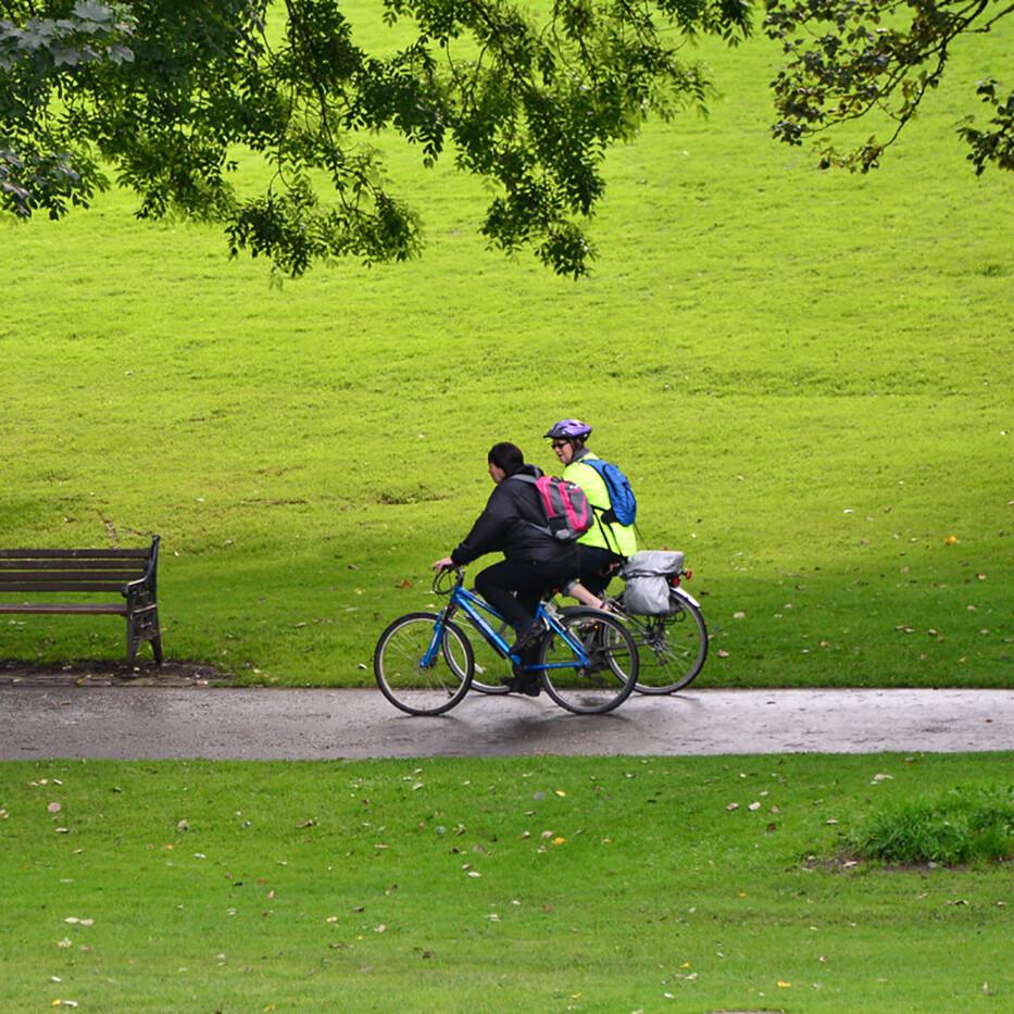 Stonebridge Beck area cycling